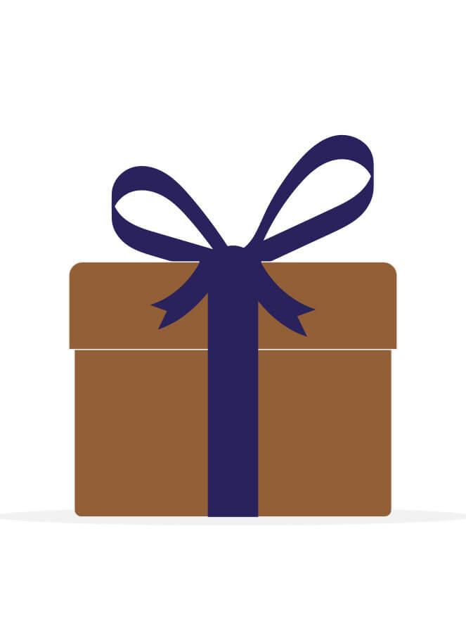 Gift Box Graphic