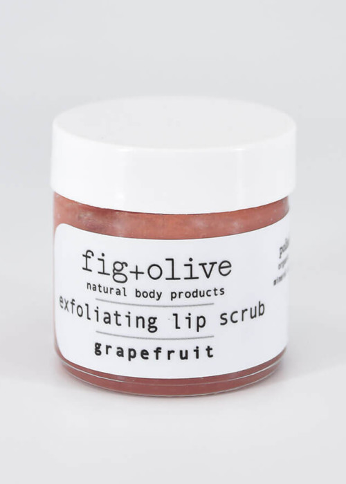 Lip Scrub Grapefruit