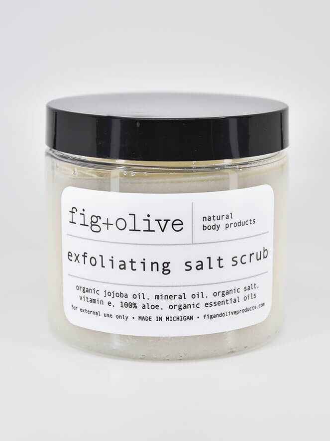 Large Salt Scrub
