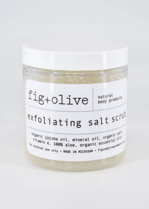 Small Salt Scrub