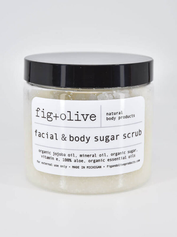Large Sugar Scrub